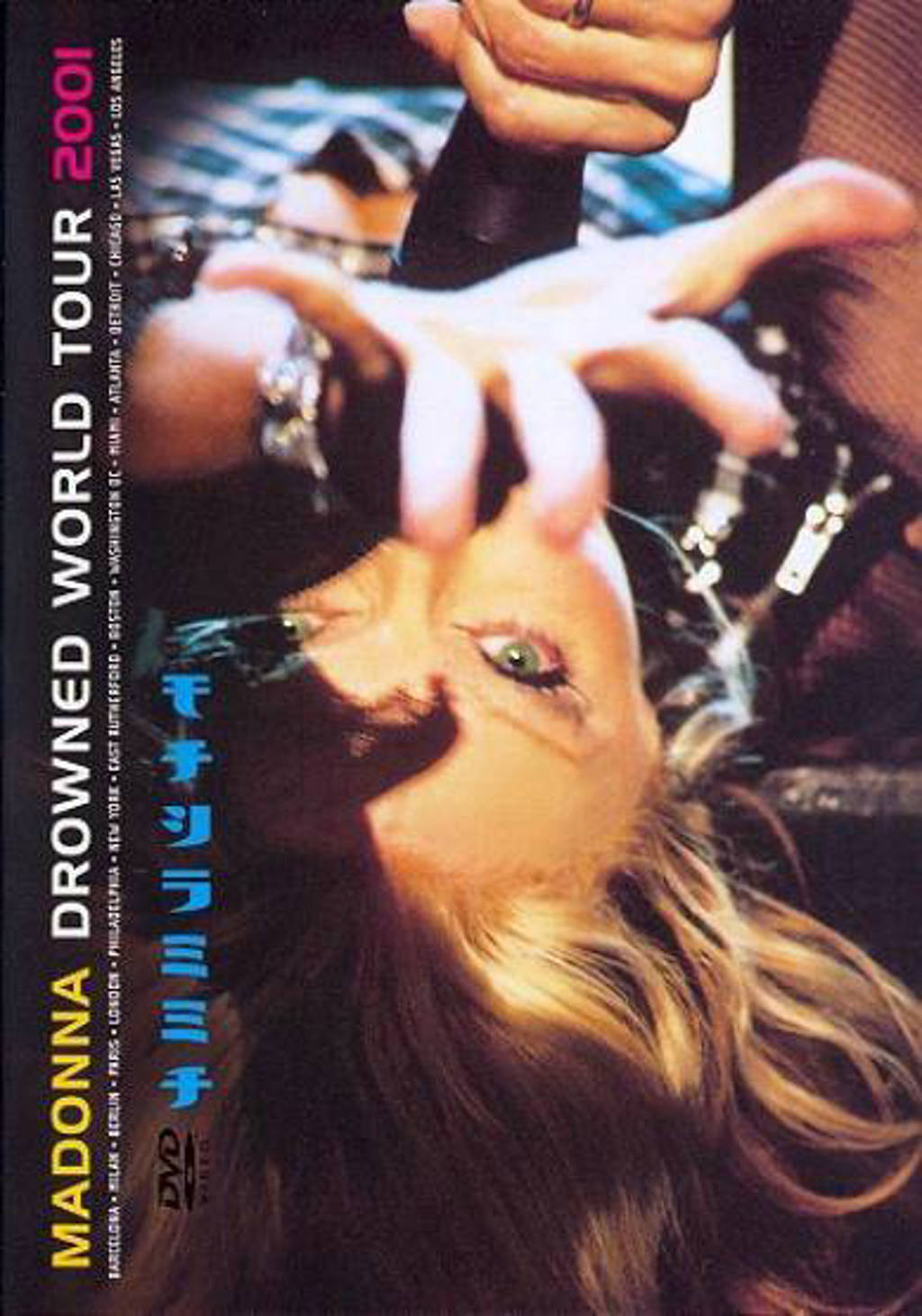 Madonna - Drowned World Tour (DVD)