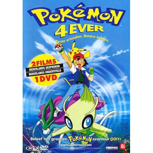 Pokemon 4ever (DVD) kopen