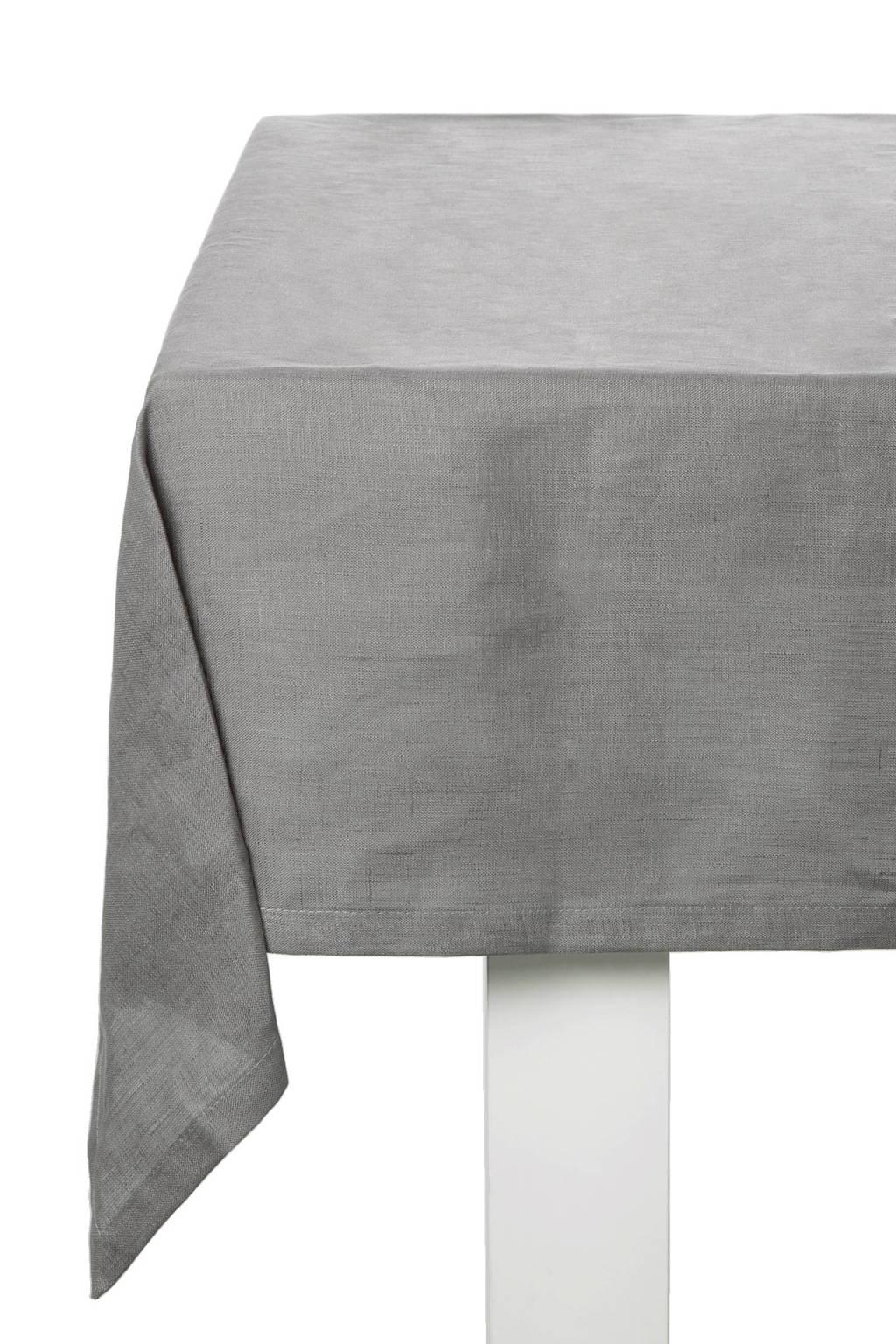 DDDDD tafelkleed (140x250 cm), Grijs
