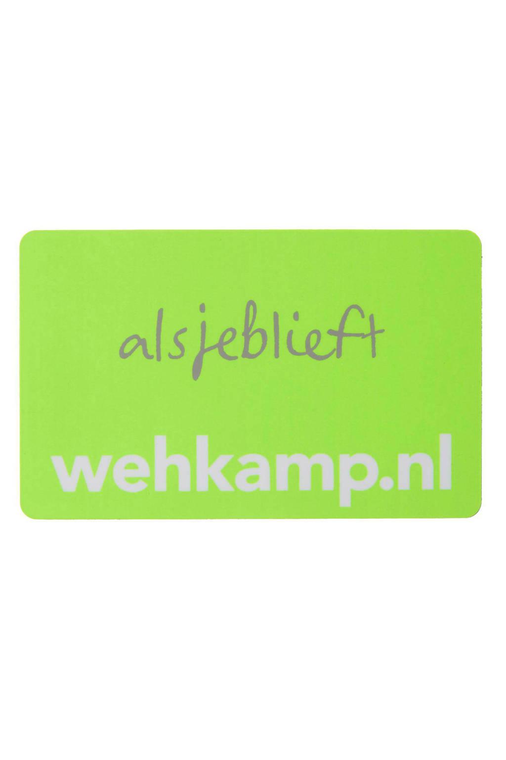 Cadeaukaart Wehkamp