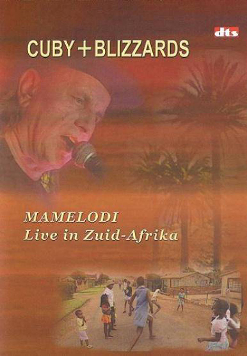 Cuby and the Blizzards - live in Zuid - Afrika (DVD)