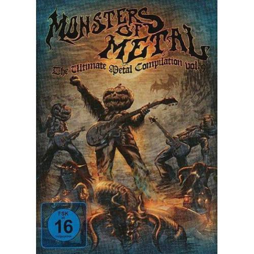 Various Artists - Monsters Of Metal 9 (Blu-ray) kopen