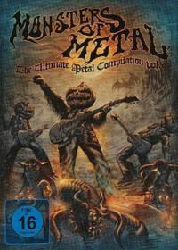 Various Artists - Monsters Of Metal 9 (Blu-ray)