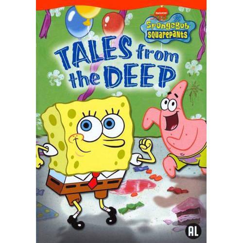 Spongebob - Mee naar benee (DVD) kopen