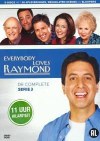Everybody loves Raymond - Seizoen 3 (DVD)