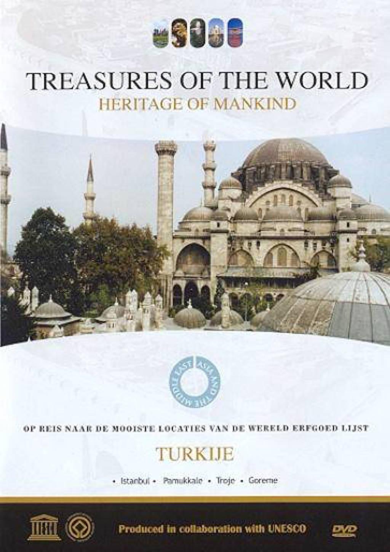Treasures of the world 9 - Turkije (DVD)