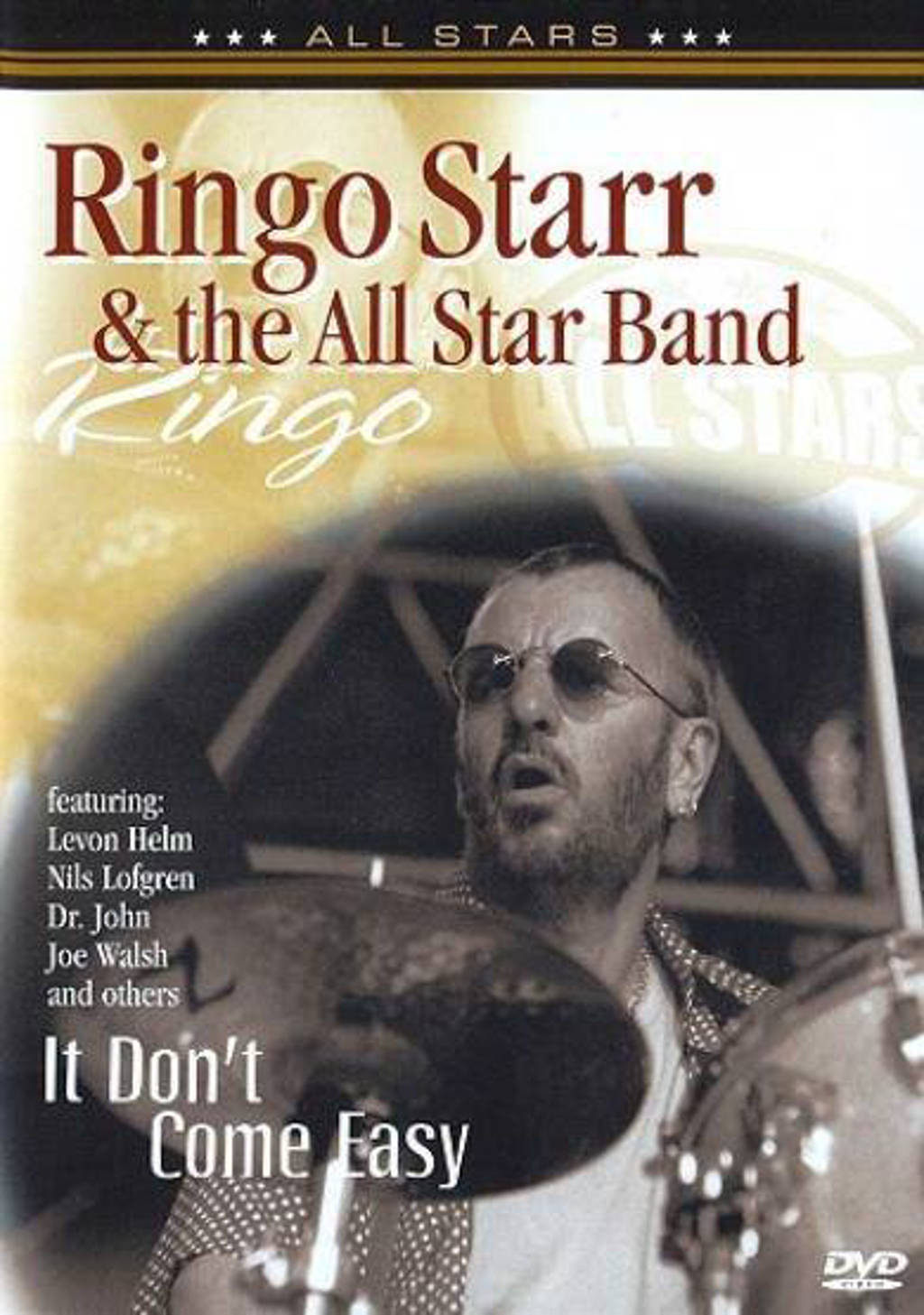 Ringo starr & the all star band - it don't come easy (DVD)