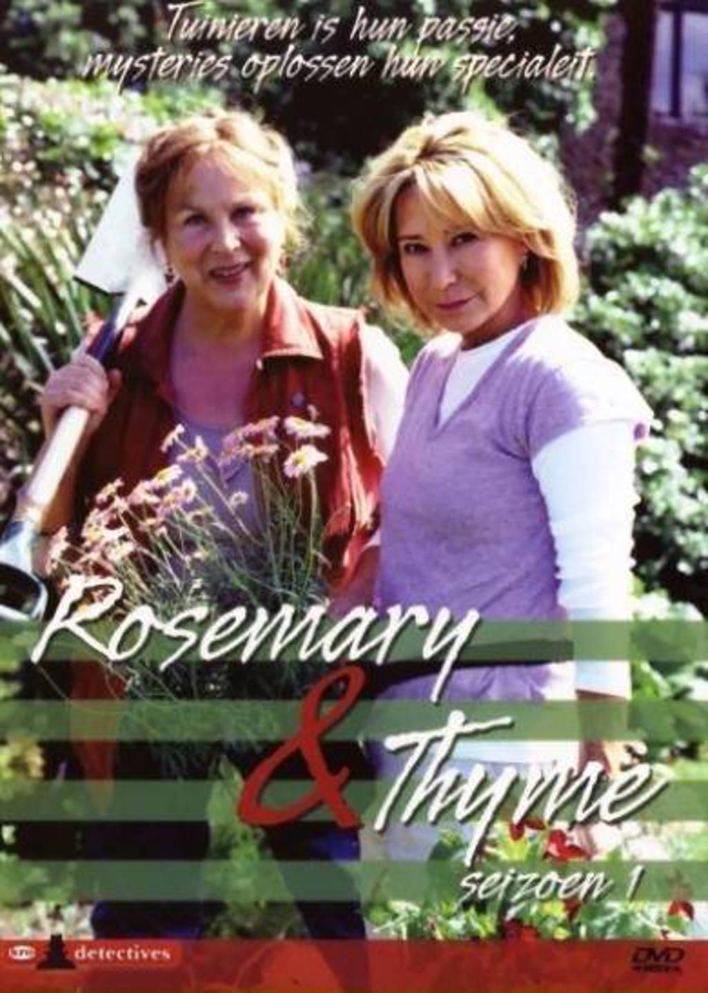 Rosemary & Thyme - Seizoen 1  (DVD)