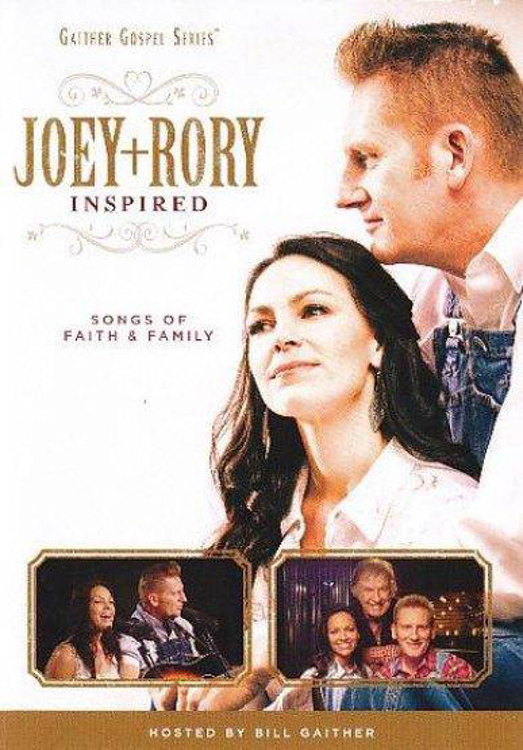 Joey + Rory - Inspired (DVD)
