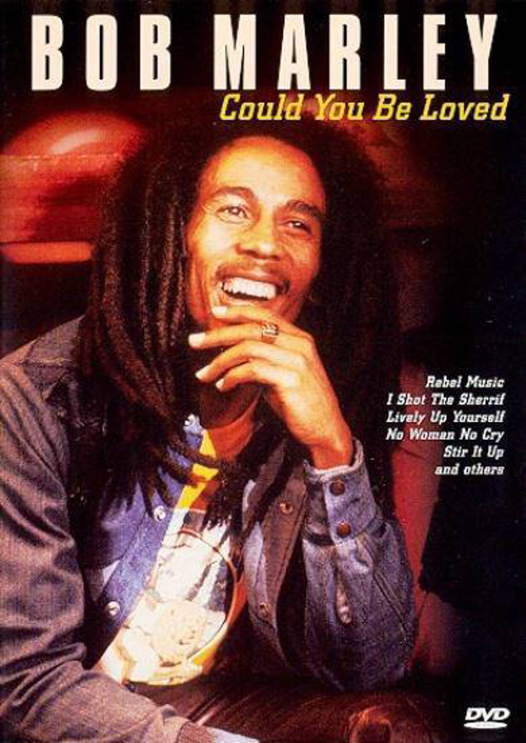 Bob Marley - could you be loved (DVD)