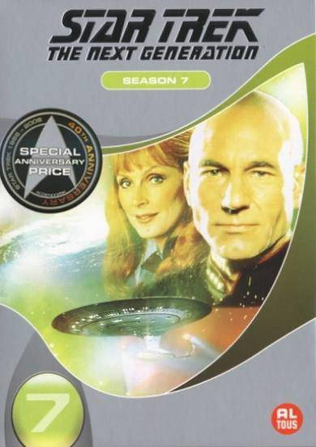 Star trek the next generation - Seizoen 7 (DVD)