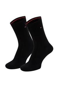 Tommy Hilfiger sokken - set van 2 zwart, Zwart