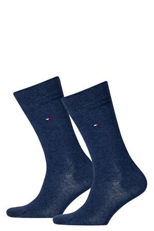 sokken - set van 2 blauw