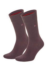 Tommy Hilfiger sokken (2 paar), Bruin