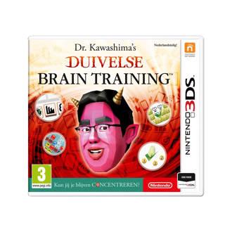 Duivelse braintraining (Nintendo 3DS)