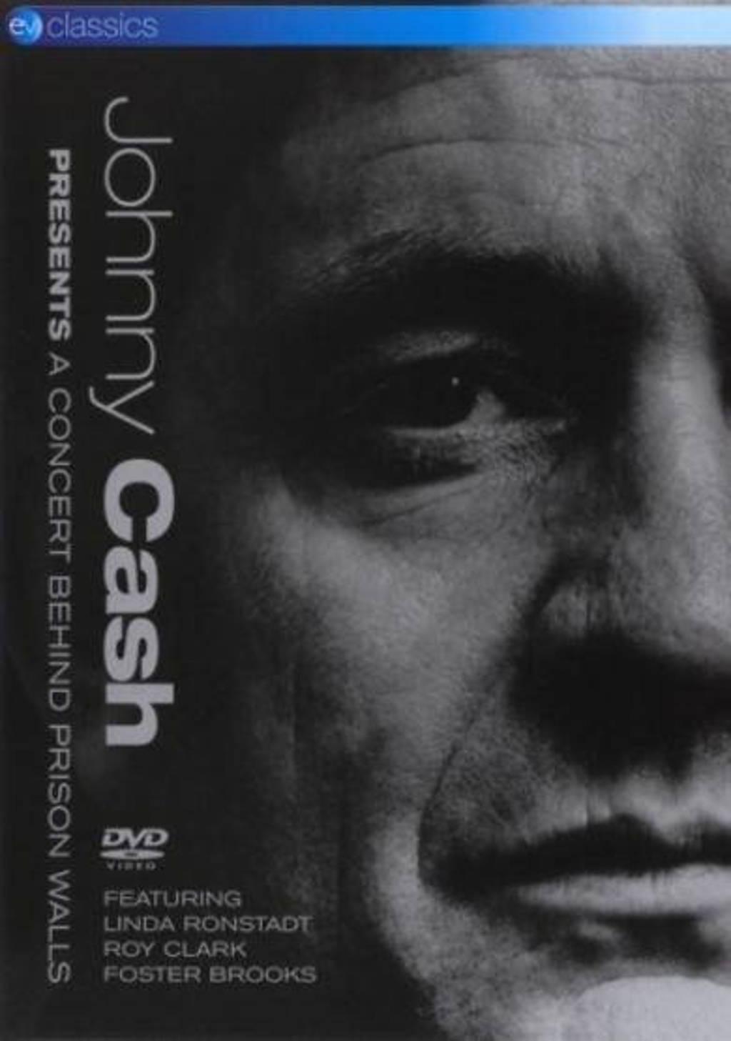 Johnny Cash - Concert Behind Prisonwalls (DVD)