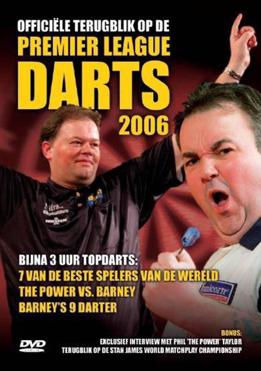 Premier League of darts 2006 (DVD)