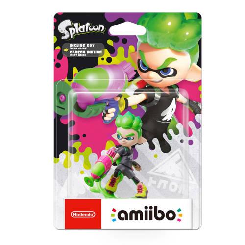 Nintendo Amiibo Inkling-jongen - Splatoon kopen