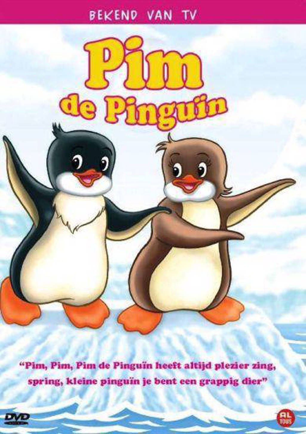 Pim de pinguin (DVD)