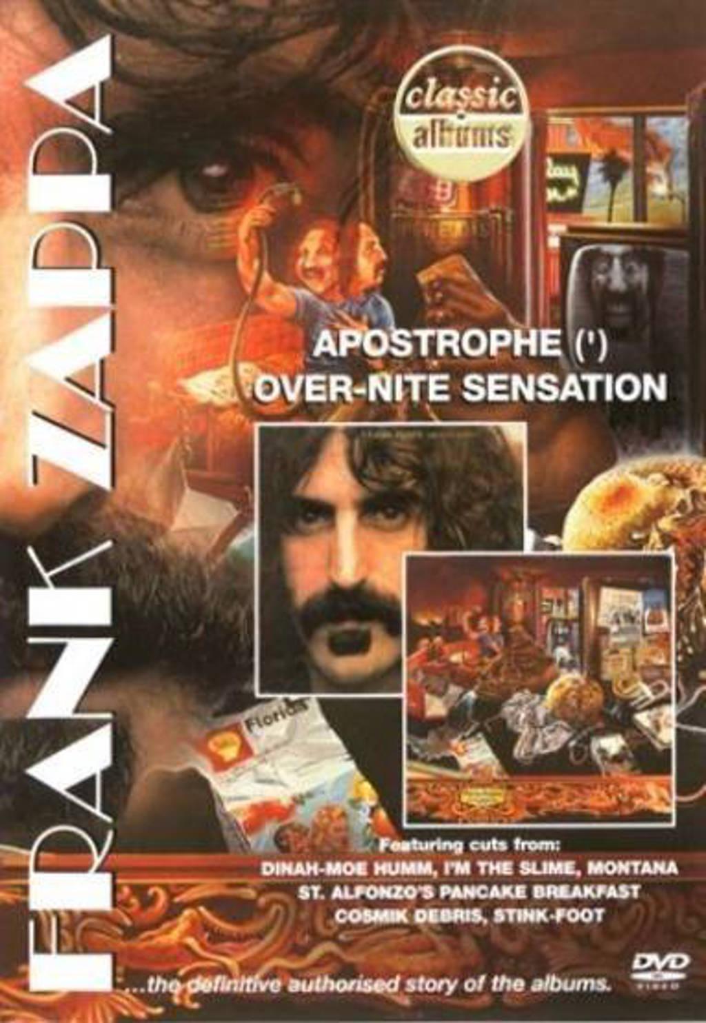 Frank Zappa - Apostrophe/Over - Nite Sensation (DVD)