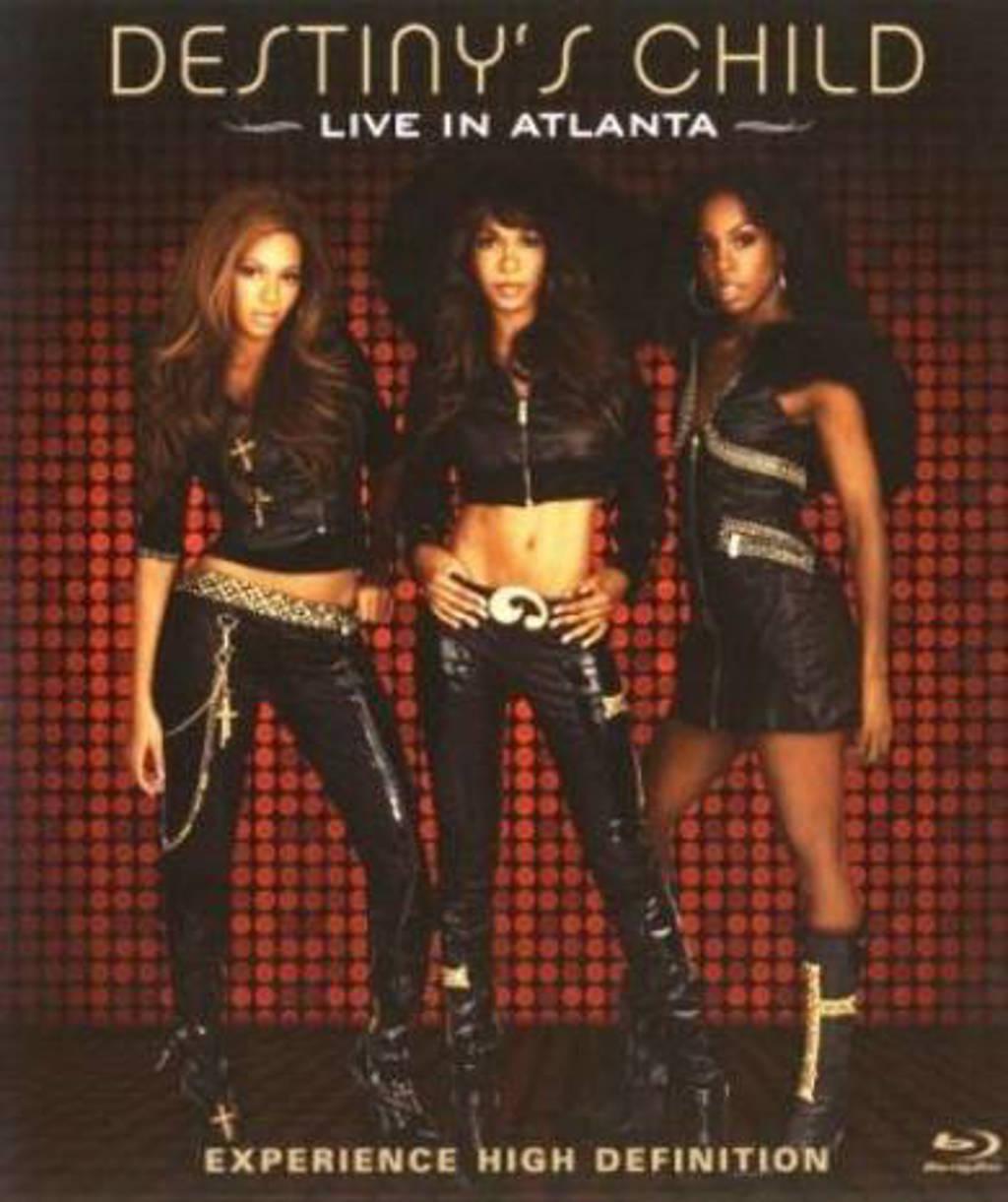 Destiny's Child - Live in Atlanta (Blu-ray)