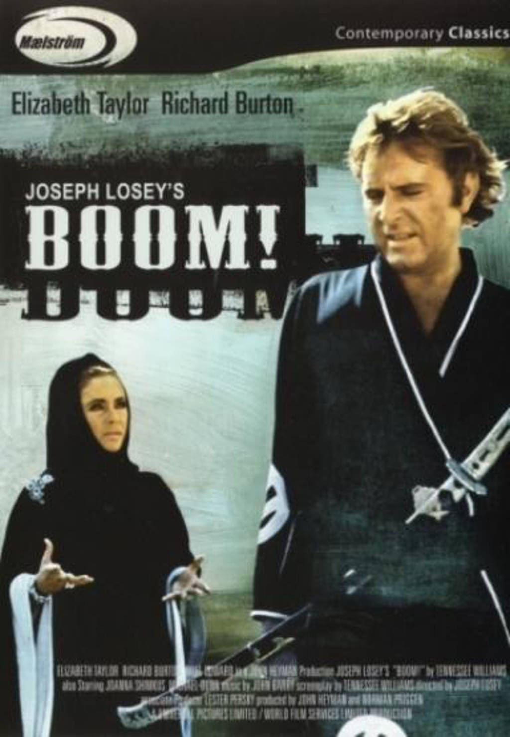 Boom! (DVD)
