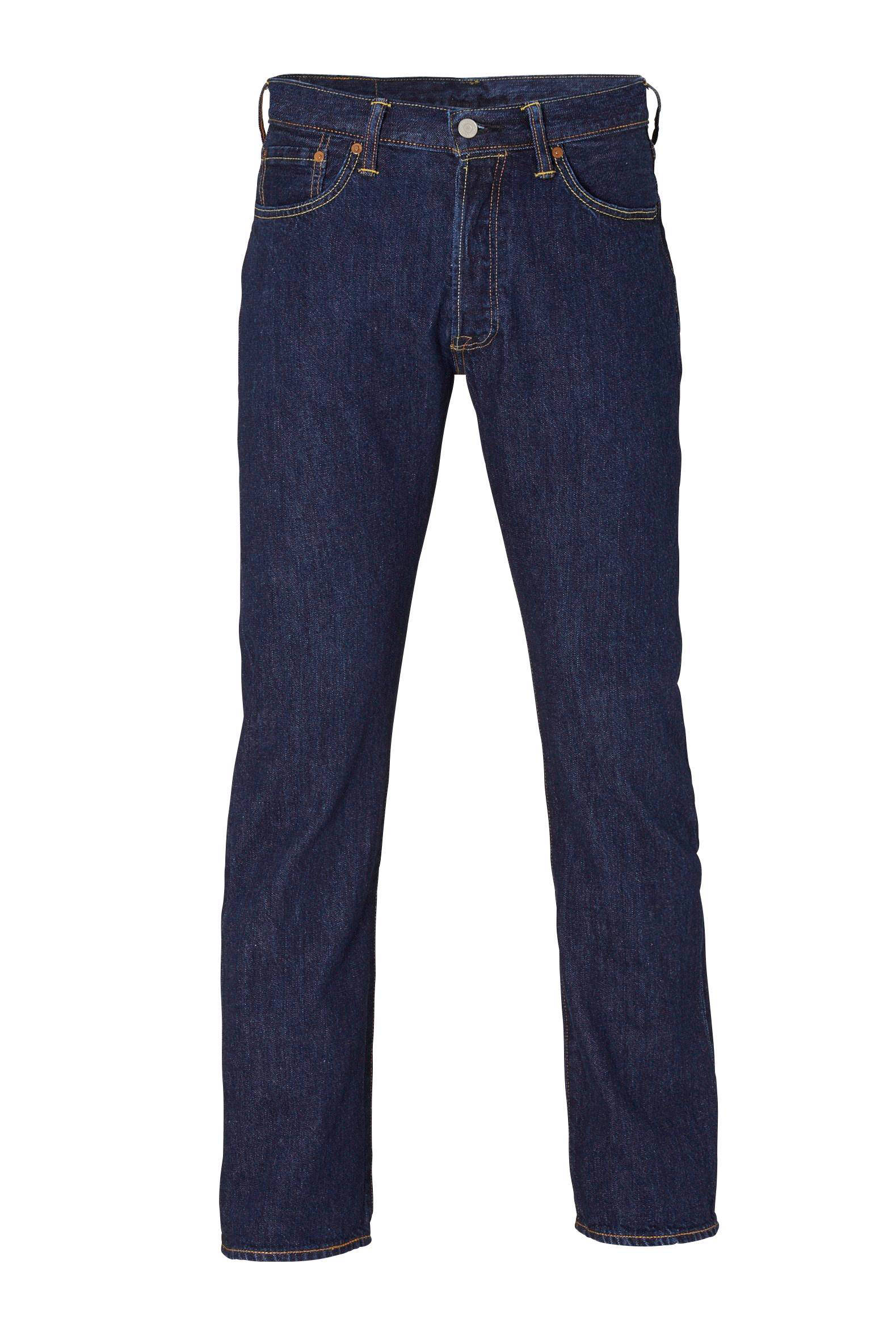 Levi's 501 original regular fit jeans (heren)