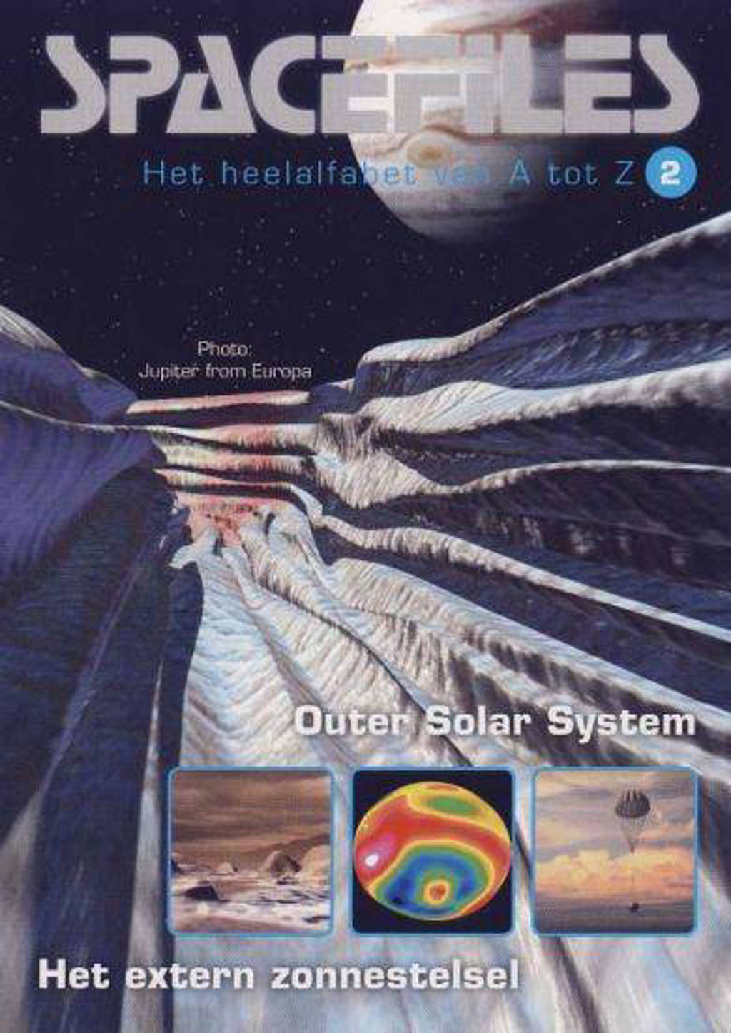 Space files - outer solar system (DVD)