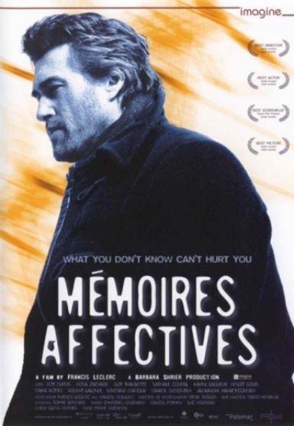 Mémoires affectives (DVD)