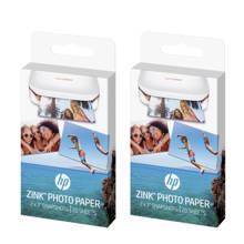 ZINK 2 x Sticky-backed fotopapier