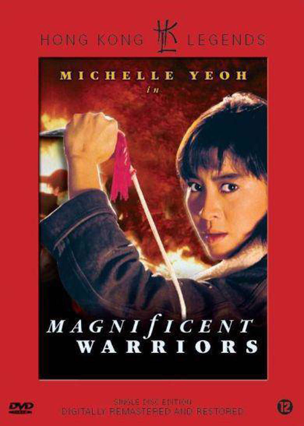 Magnificent warriors (DVD)