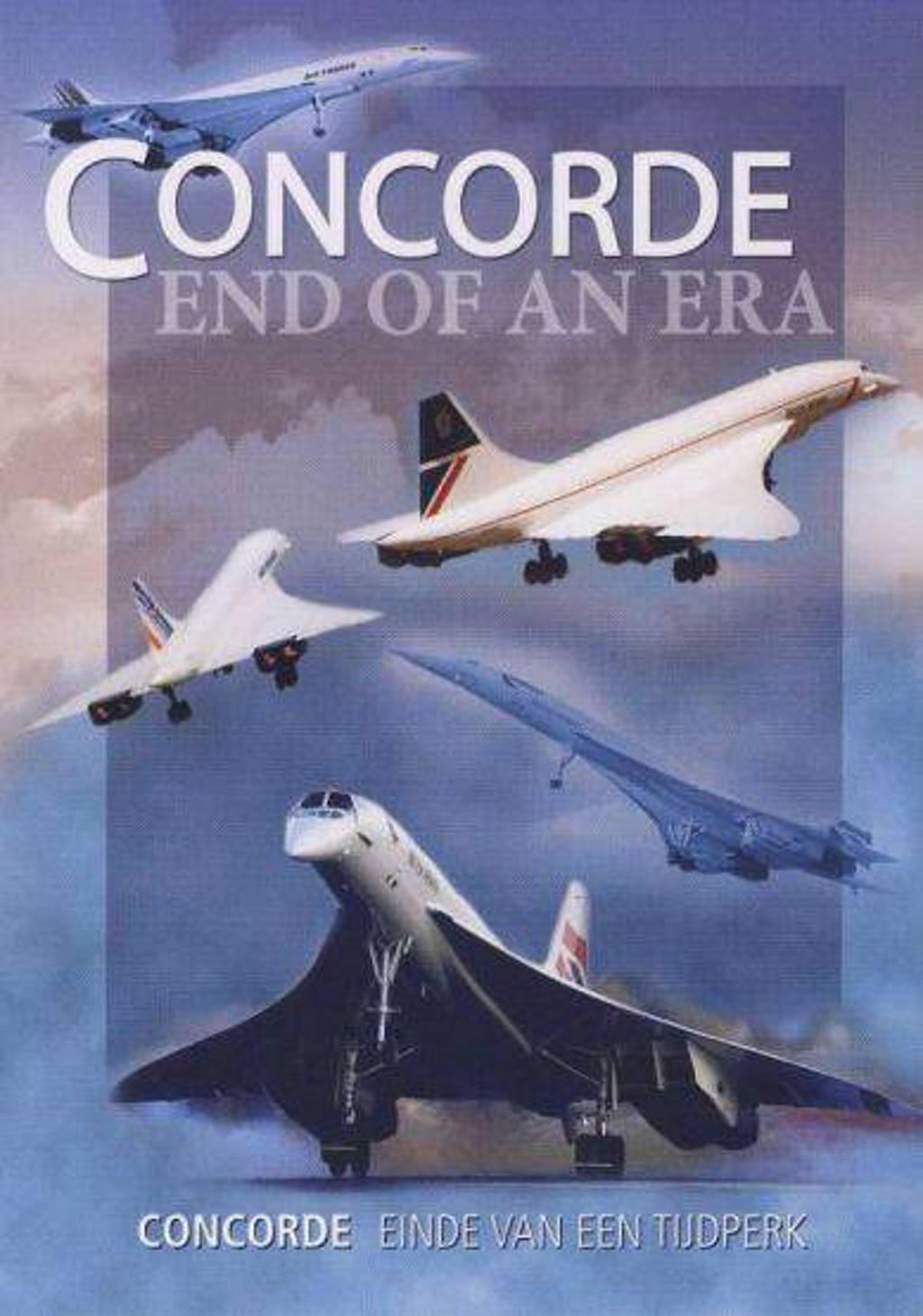 Concorde end of an era (DVD)