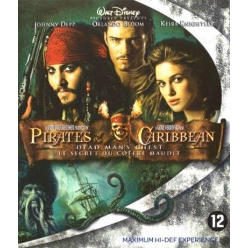 Pirates of the Caribbean 2 - Dead man's chest (Blu-ray) kopen