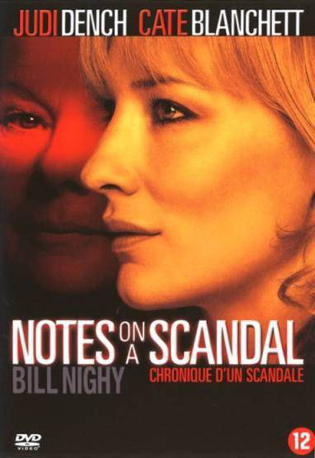 Notes on a scandal (DVD)