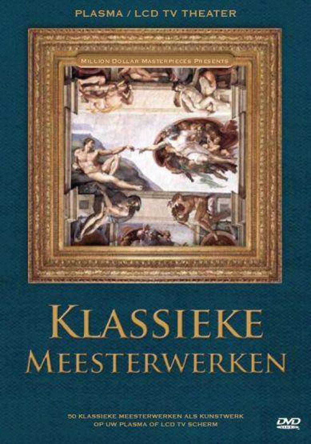 Plasma tv-dvd-meesterwerken classics (DVD)