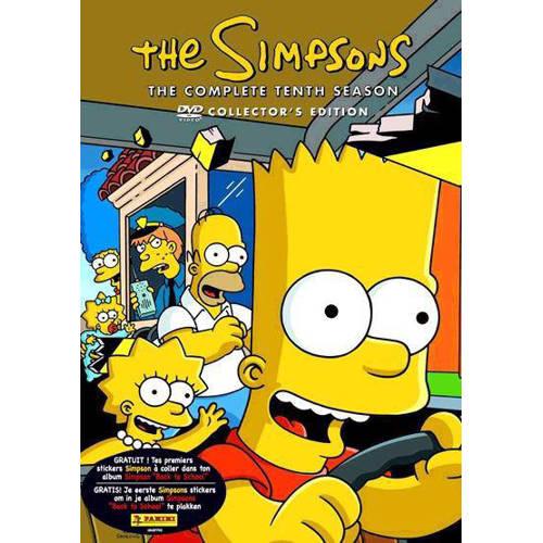 Simpsons - Seizoen 10 (DVD) kopen