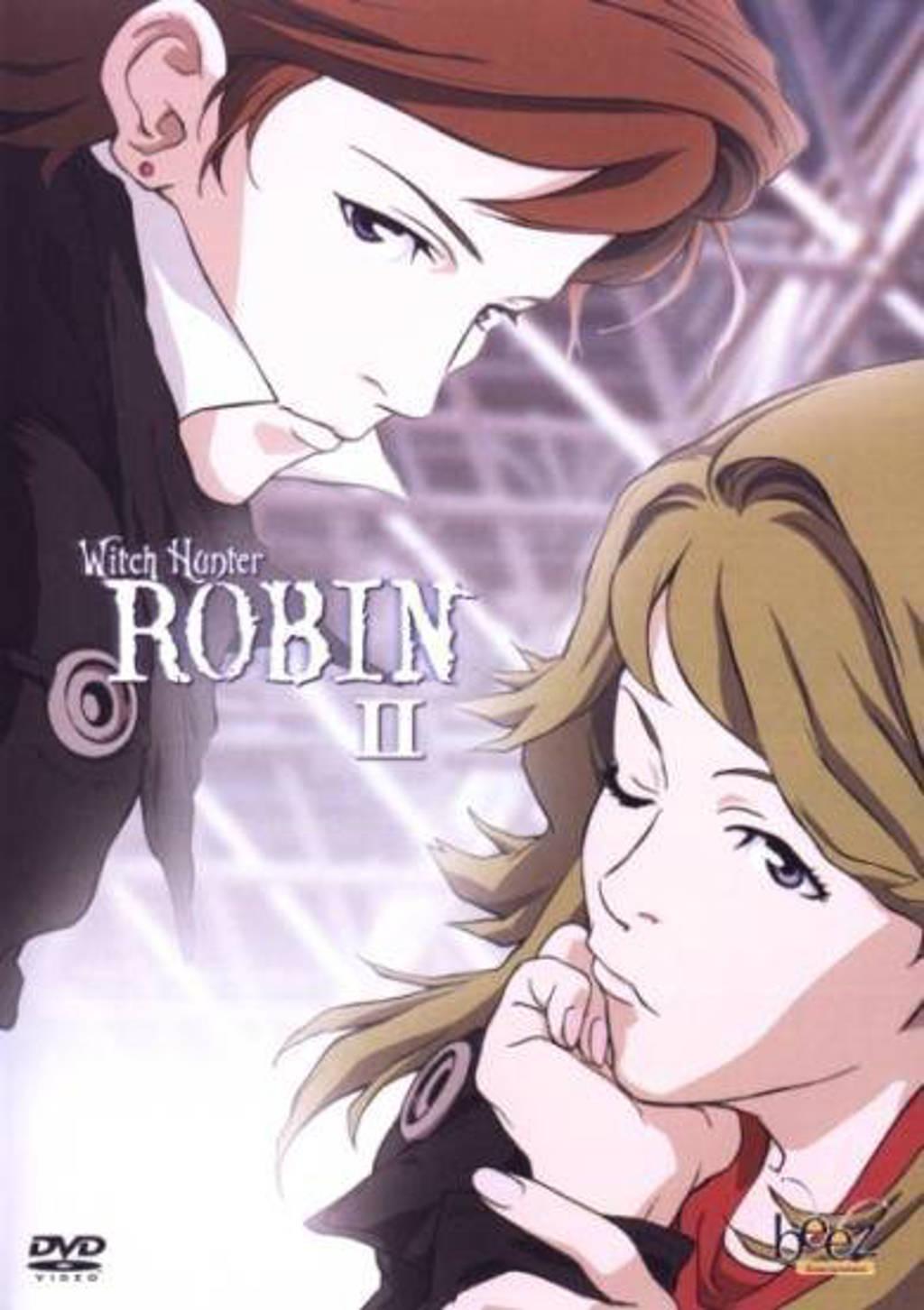 Witch hunter Robin 2 (DVD)