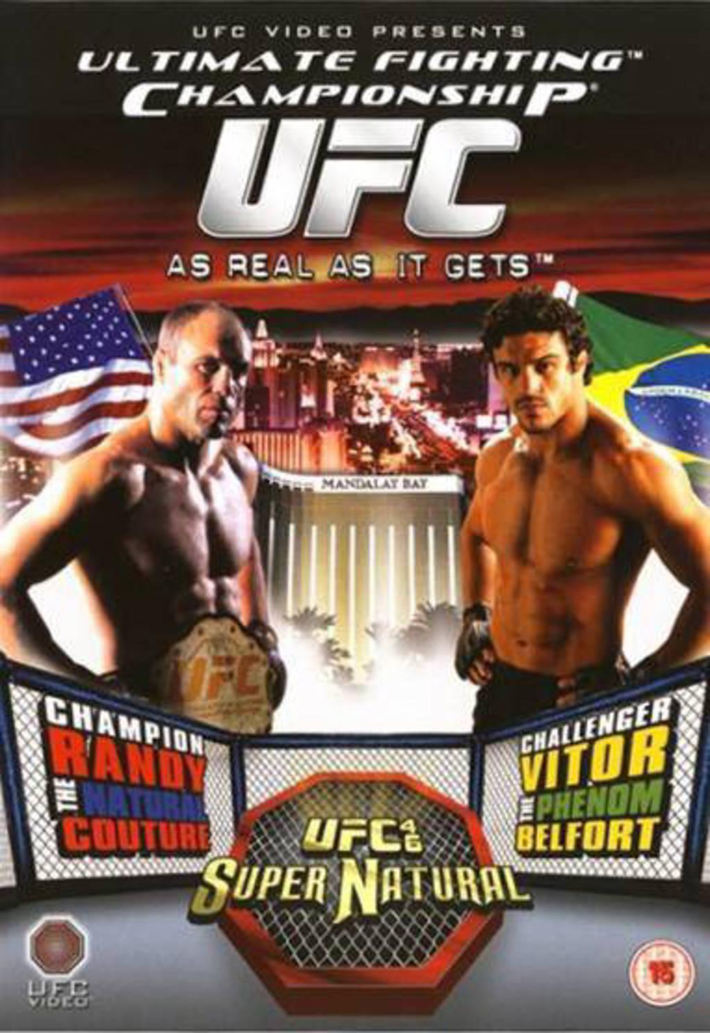 UFC-UFC 46 super natural (DVD)