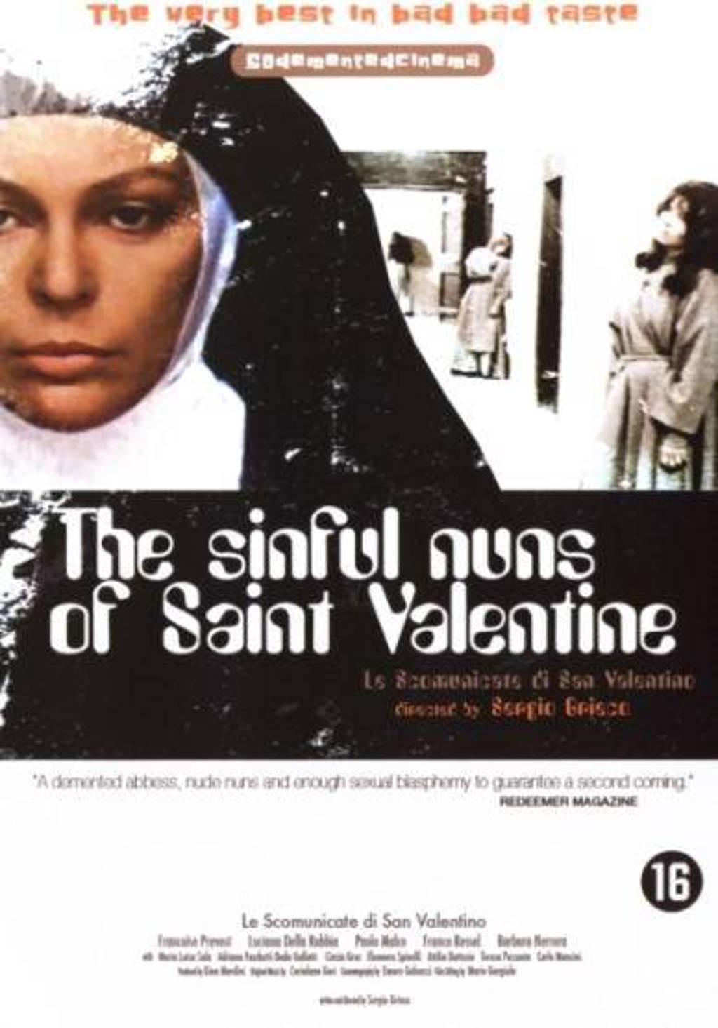 Sinful nuns of saint Valentine (DVD)
