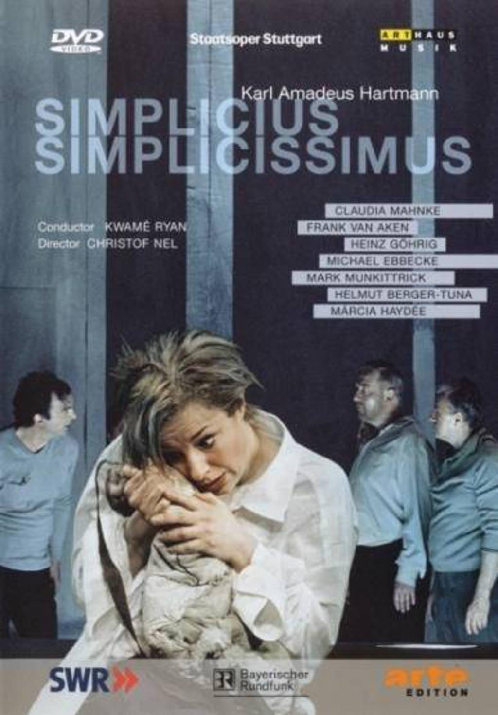 Simplicius simplicissimus  (DVD)