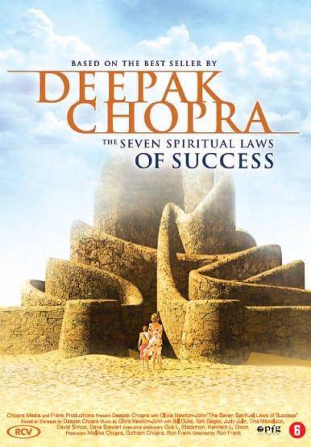 Deepak chopra-the seven spiritual laws of succes (DVD)