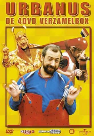 Urbanus box (DVD)