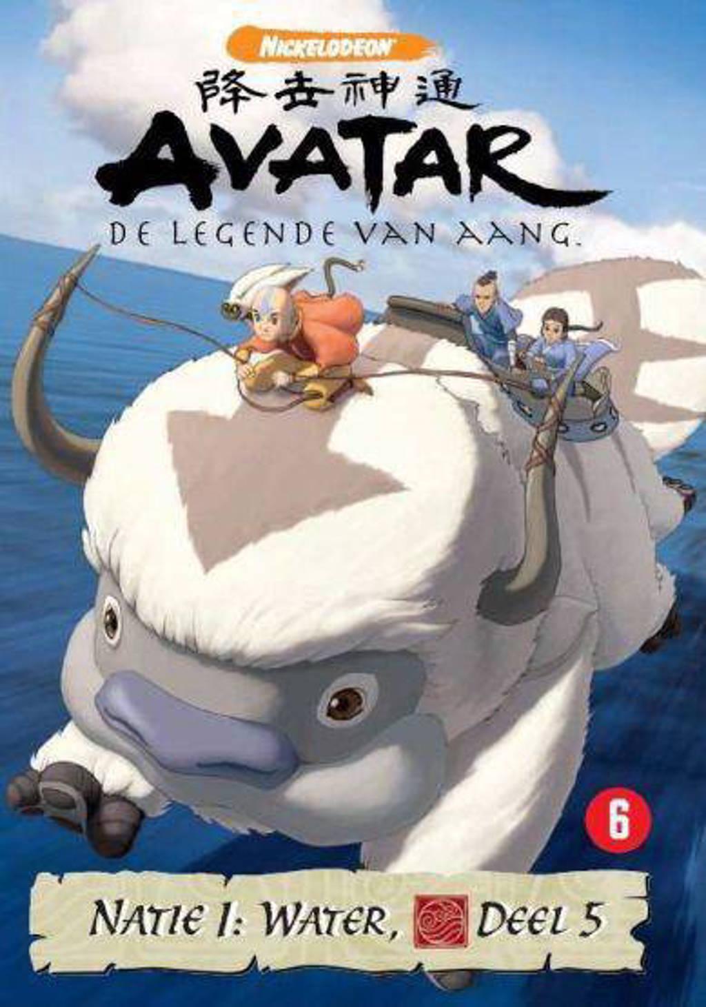 Avatar natie 1 - Water deel 5 (DVD)