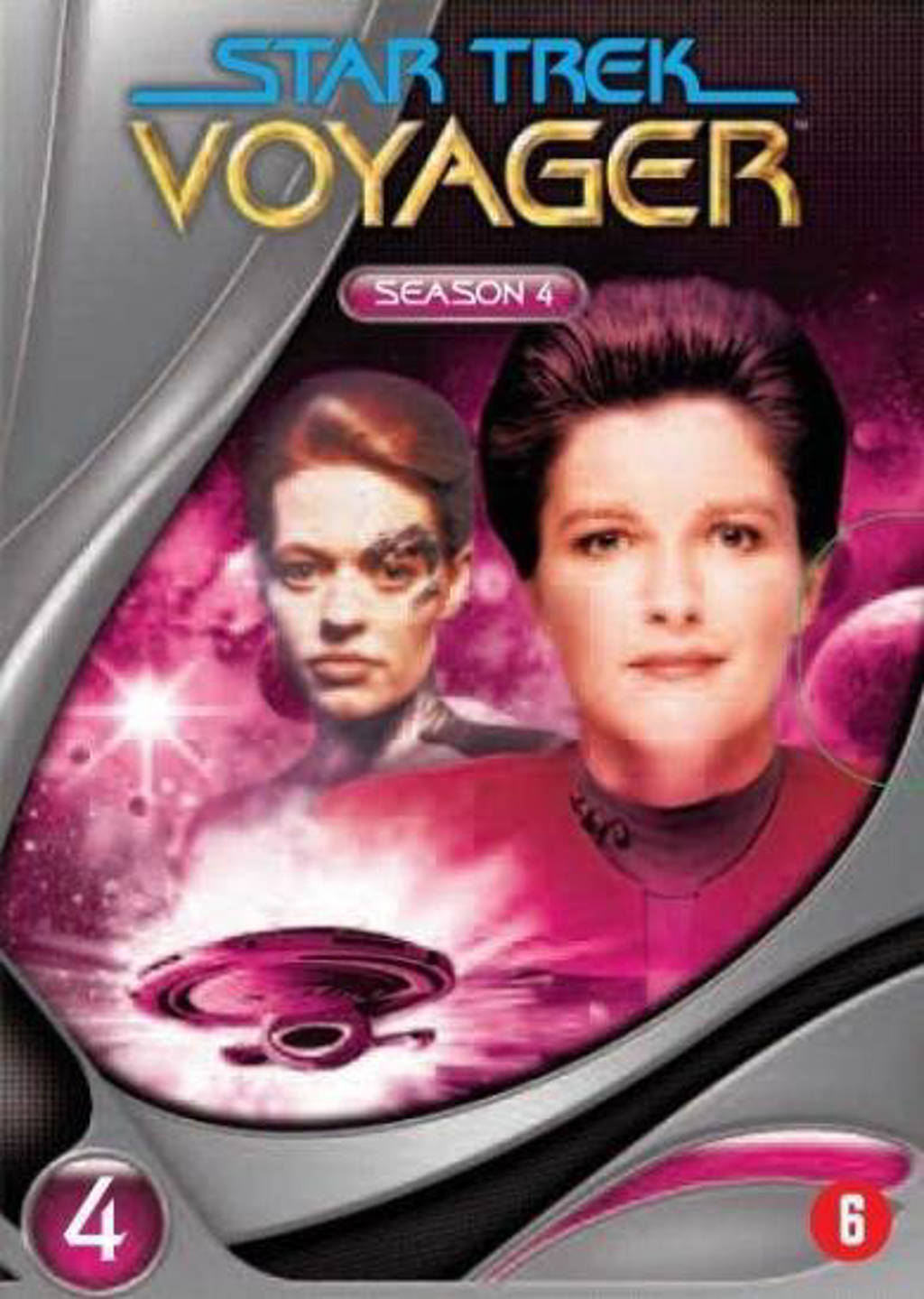Star trek voyager - Seizoen 4 (DVD)