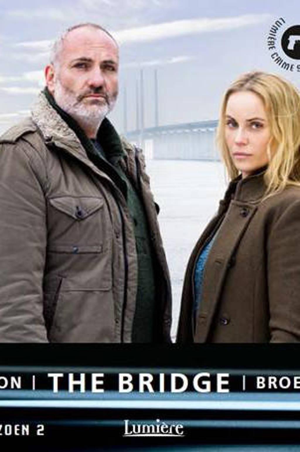 Bridge - Seizoen 2 (Blu-ray)