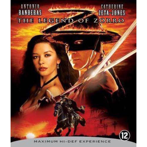 The Legend of Zorro (Blue-ray)