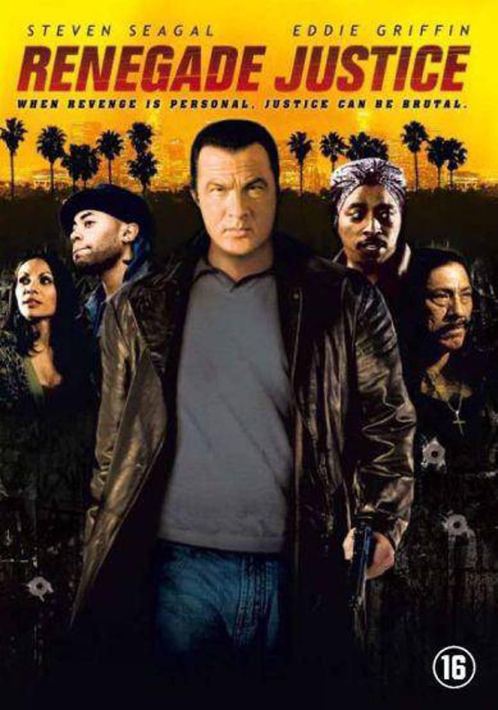 Renegade justice (DVD)
