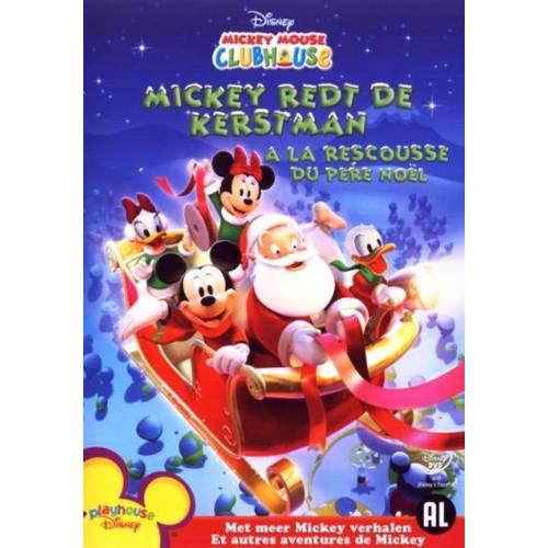 Mickey Mouse clubhouse - Mickey redt de kerstman (DVD) kopen