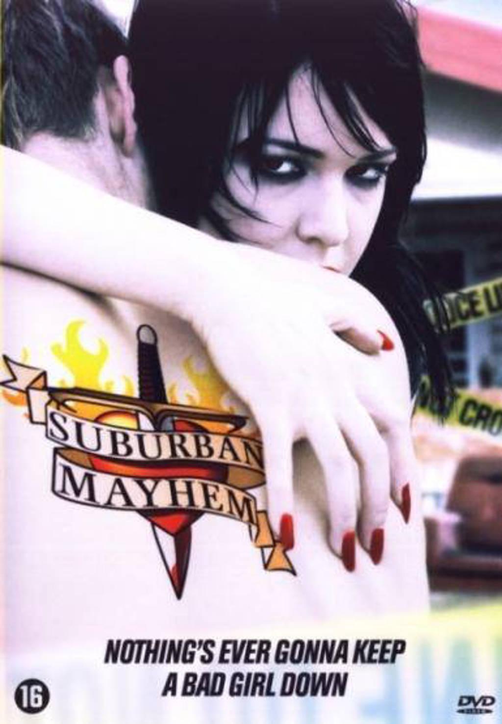 Suburban mayhem (DVD)