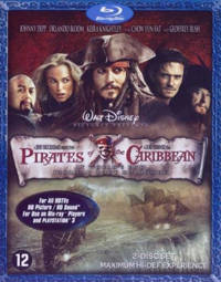 Pirates of the Caribbean 3 - At world's end (Blu-ray)
